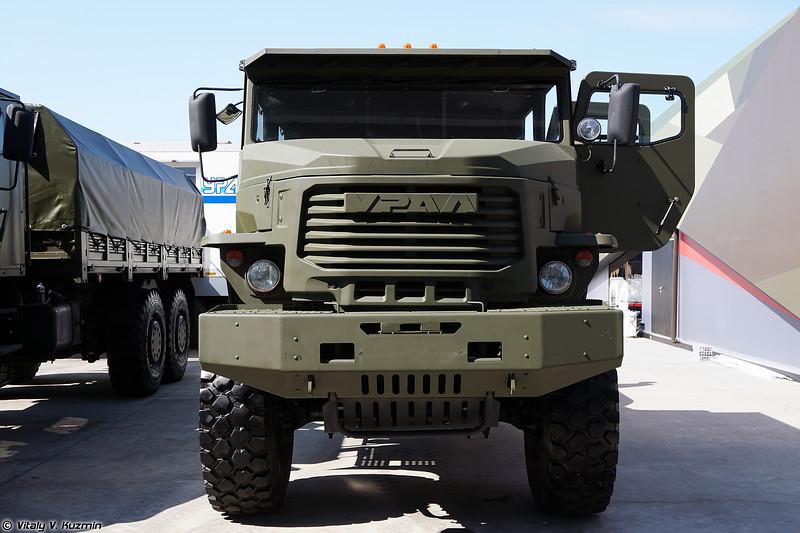 Урал-63708-6211 Торнадо-У (Ural-63708-6211 Tornado-U)