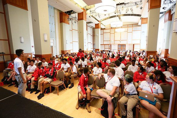 Life at City Year Summer Academy 2017