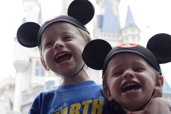 Disney April 2010