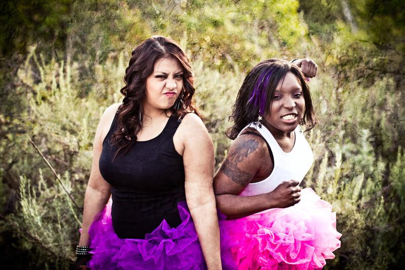 Gwen and Bridget Battle Ballerinas-1-Edit.jpg