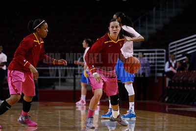 USC v UCLA 02/19/12 - Pre Game, Post Game, Locker Room, Autographs