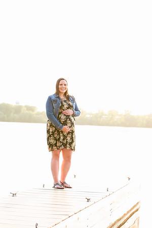 Nick + Rachelle Maternity Portraits