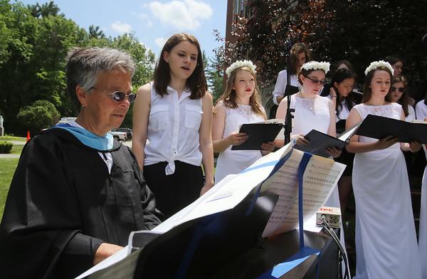 Notre Dame Academy graduation 053015