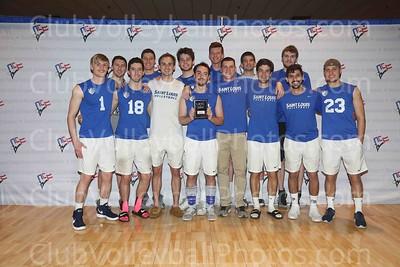 Saint Louis A Team Photo
