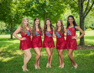 BA Dance Team 08-03-16