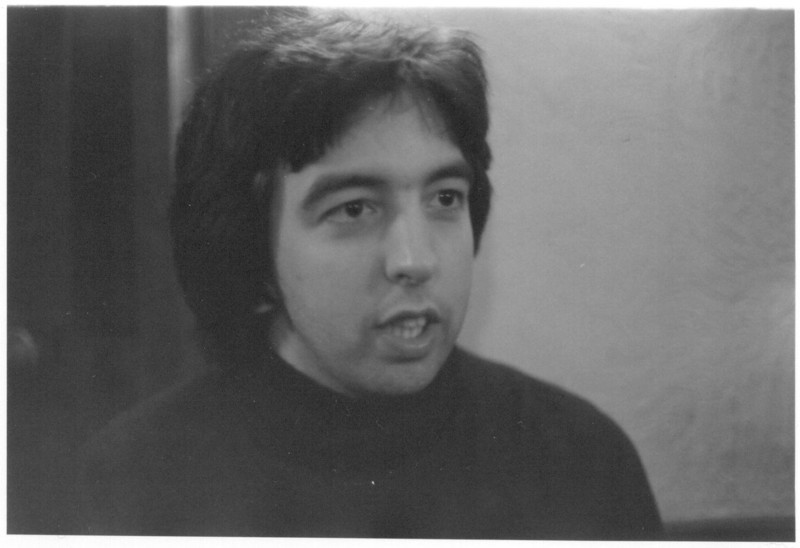 Sequence of 1970's pictures of my Dear Friend Paul Homer G4BXT, 1954 -2009