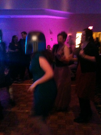 Heather and gordon's wedding
