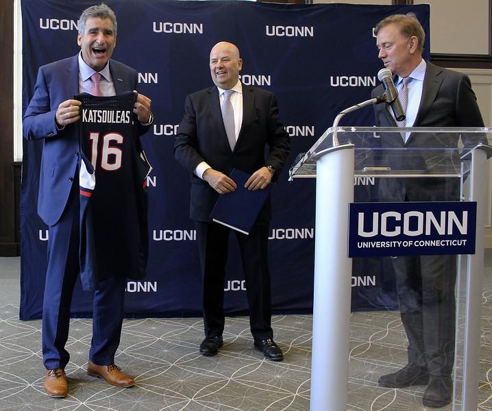 UConn President