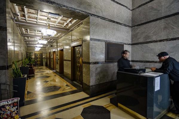 The Premier Lobby