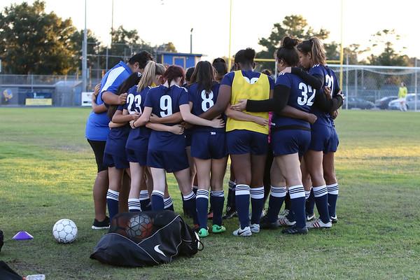 Lyman Girls Soccer 12-6-18