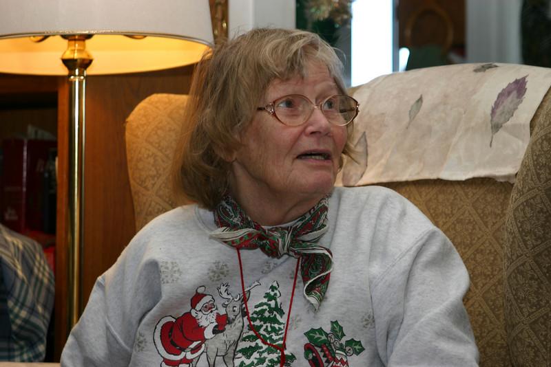 2007 Mom Xmas