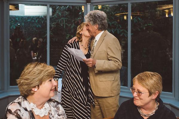 Eleanor and Tom - Golden Wedding Anniversary