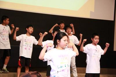 Children's Ministry (CM)