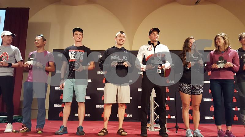Ironman WI 2017 Awards