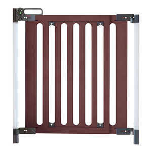 Screw-Fit Wooden Stairgate