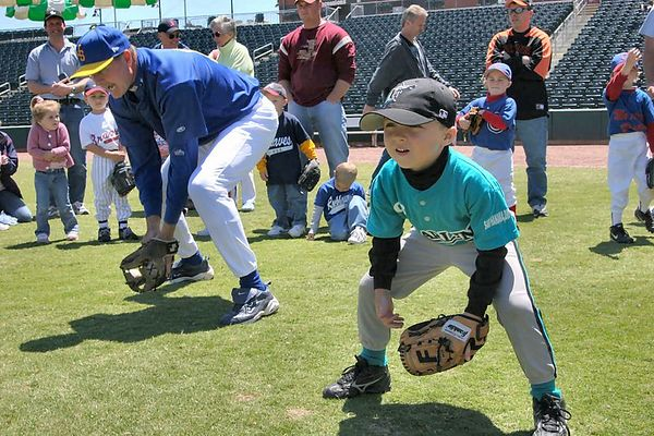 Suns vs. Lookouts - April 24th - Pre-Game Clinic