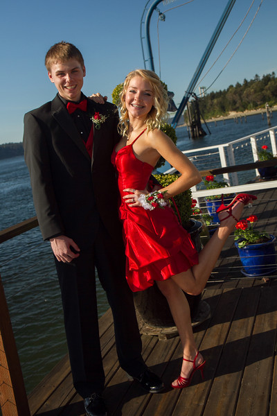 Sydney Russell & Jake's Prom 2013-14.jpg