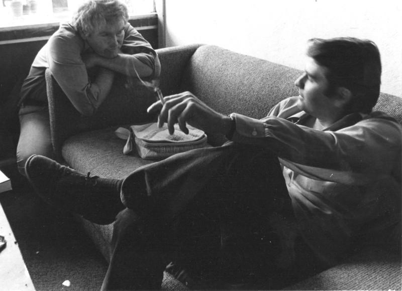Tom Rickman, Gill Dennis. 1981.