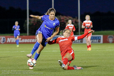 Washington Spirit v Seattle Reign (30 September 2017)
