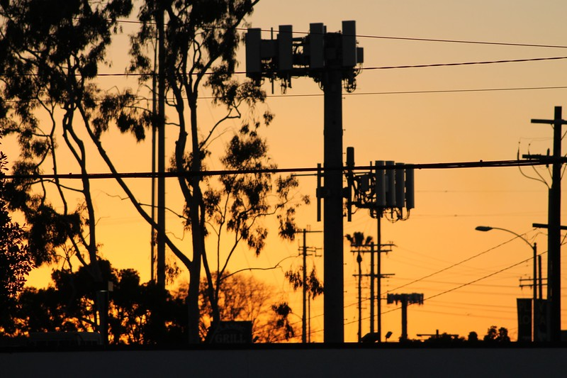 103.Marc Marray.1.Sunset  in Inglewood.JPG