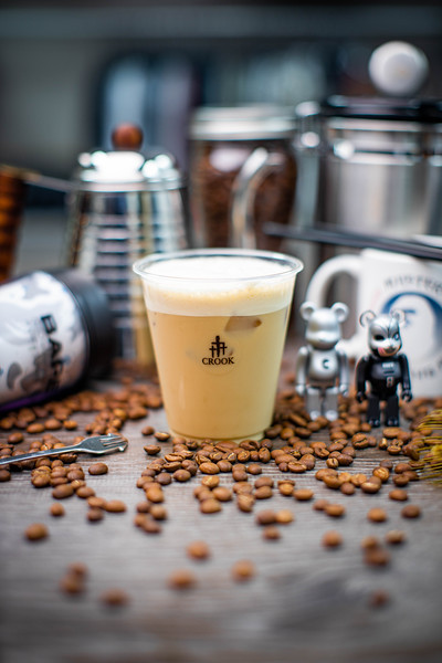 CROOKS COFFEE