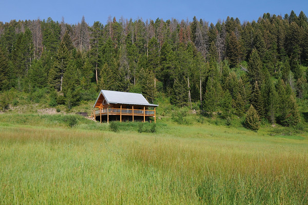 Goose Creek Cabin
