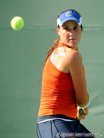 Photo Gallery: UF Women's Tennis vs. USF & Ole Miss, 9/26/09