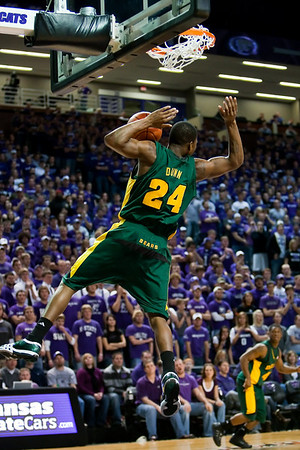 Baylor vs Kansas State Basketball