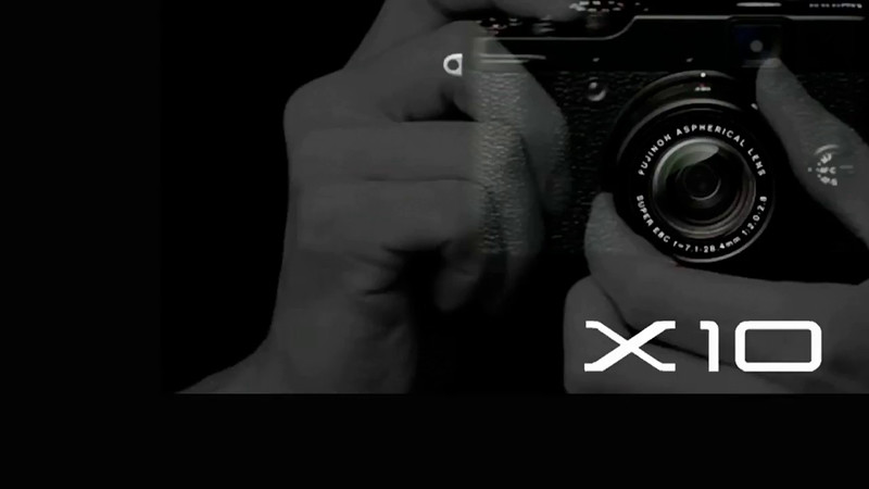 Fujifilm X10 Test