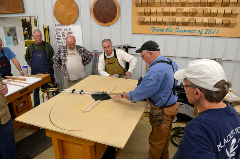 Making a Butterfly Leaf Table with Fortune
