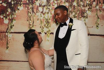 Mr. & Mrs. Evans
