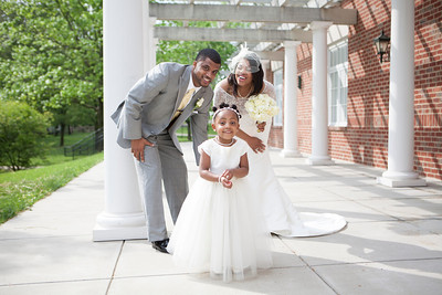 A'nnesia And Marcus English Wedding Gallery