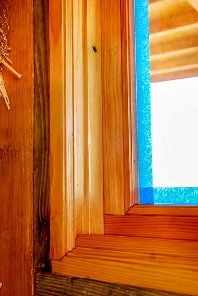 Window Frame Inside #1