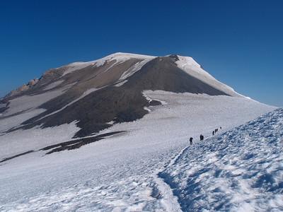 Mount Adams 8.12.12