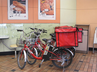 Summer 2011: Chinese Bikes, Electric Bikes, 3-Wheeled Trucks and more