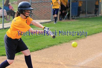 2009 Softball / JV - Tiffin Columbian