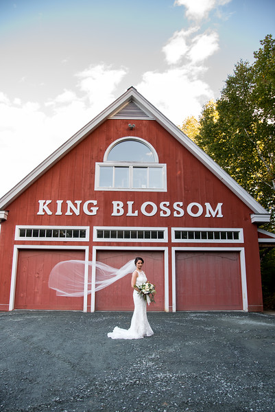 Morgan & Tommy: Married at King Blossom Farm in Grantham NH