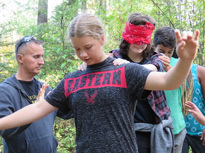 MS 7th Camp Spalding Team Building 9-19-18