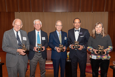 Winter Trustee Weekend/Distinguished Alumni Awards 2019