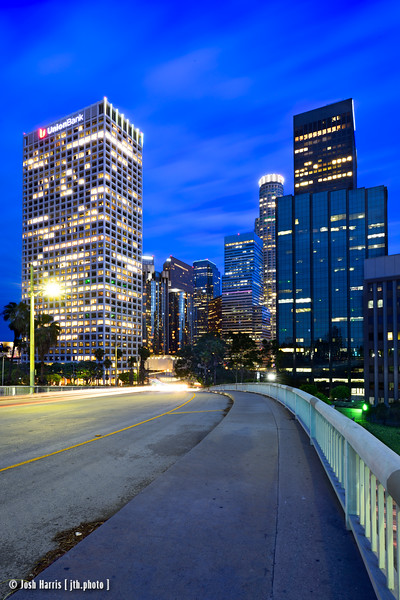 downtown l.a. — march 2020