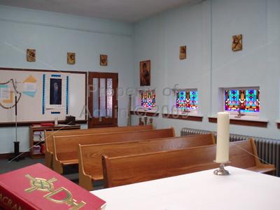 chapel . june 2006