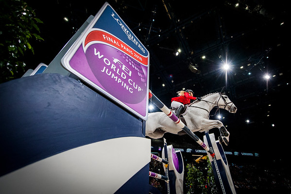 LONGINES FEI WORLD CUP JUMPING FINAL 2