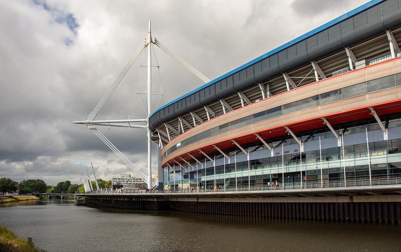 Cardiff Millennium Station
