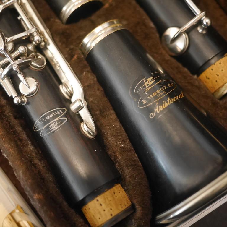 Buescher Aristocrat Clarinet