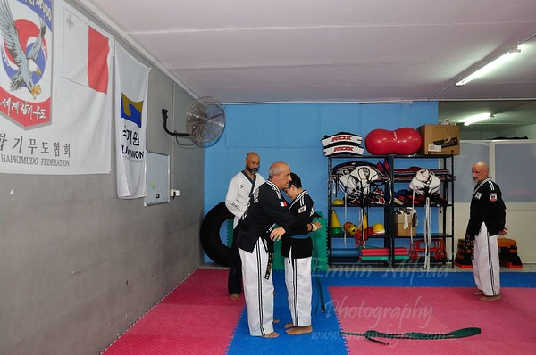 Hapkimudo Club Grading August 2018