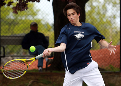 St. John's Prep Boys Tennis vs Concord-Carlisle