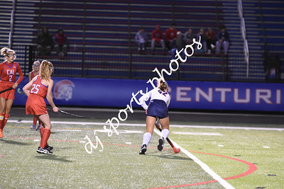 2019-10-22 SHA vs CAL Varsity Field Hockey