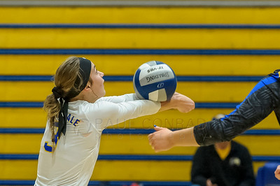 Burlington-Edison defeats Ferndale 3 to 1 in varsity volleyball