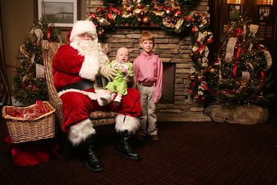 TCC Brunch With Santa 2013