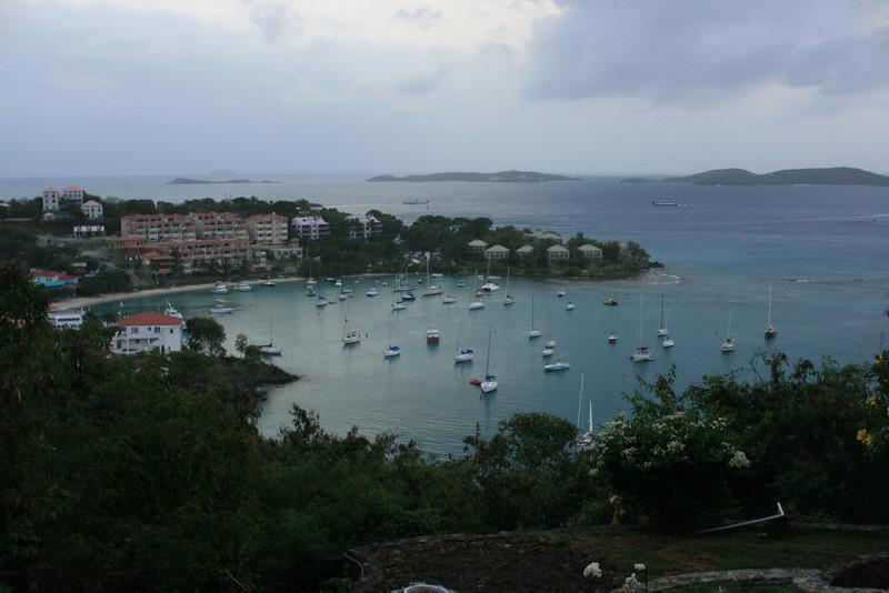 Cruz Bay, St. John, US Virgin Islands